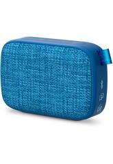 Altavoz Portátil Fabric Box 1+ Pocket Blueberry Energy Sistem 44646