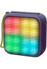 Altavoz Portátil Beat Box 2+ Lightcube Amethyst Energy Sistem 44683
