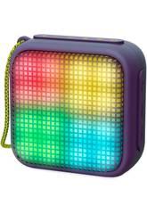 Tragbarer Lautsprecher Beat Box 2+ Lightcube Amethyst Energy Sistem 44683