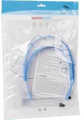 Maschera Schermo Sicurezza con Plastica