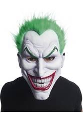 Máscara Joker con Pelo Rubies 201292