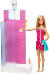 Barbie Mobili Doccia Mattel FXG51
