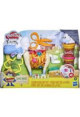 Playdoh le mouton multicolore Hasbro E7773