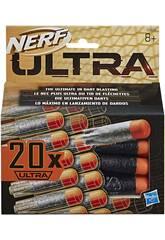 Nerf Ultra 20 Dardos Hasbro E6600