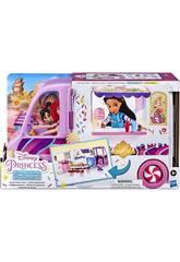 Princesas Disney Camión de Golosinas Comfy Squad Hasbro E9617