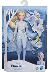 Frozen II Elsa Magische Entdeckung Hasbro E8569