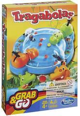 Juego Viaje Tragabolas Hasbro B1001