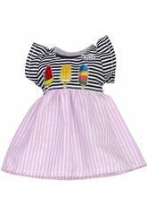 Nancy Une Journée avec des Vêtements d'Été Modèle Crème Glacée Famosa 700014111