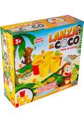 Juego de Mesa Lanza el Coco