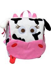 Mochila Infantil Vaca Bagoose CYP MC-106-B