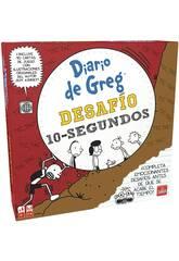 Diario de Greg Desafío 10 Segundos Goliath 914537