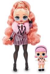LOL Surprise OMG Serie Winter Chill Bambola Big Wig Giochi Preziosi LLUE3300