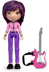 Figura Mimy City Serie 3 Rita Rock Famosa 700015813