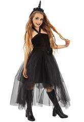 Disfraz Unicornio Tinieblas T-L Rubies S8647-L