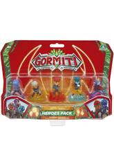 Gormiti S2 Pack Ultra Héros Giochi Preziosi GRE06000
