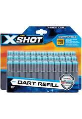 X-Shot 36 Dardos Repuesto Zuru 3618