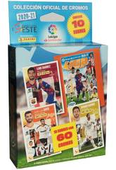 La Liga Este 20-21 Pack 10 Envelopes Panini