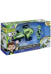Ben 10 Véhicule Omnitrix Avec Figurine Exclusive Famosa BEN48000