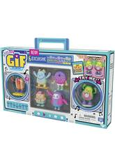 Oh My Gif Gifbit Dance Set Famosa HMY02000
