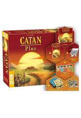 Catan Plus Devir BGCATPLUS2