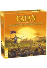 Catan Scenari per Città e cavalieri La leggenda dei Conquistatori Devir BGCATLEY