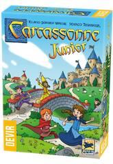 Carcassonne Junior Devir BGJCARCAS