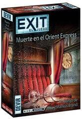 Exit Morte nel Orient Express Devir BGEXIT8