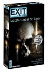 Exit Les Catacombes de l'Effroi Devir BGEXIT9
