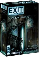 Exit La Mansión Siniestra Devir BGEXIT11