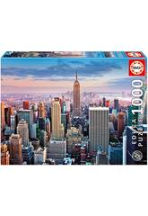Puzzle 1000 Manhattan Nueva York Educa 14811
