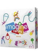 Imagine Family Asmodee CG8MFA01