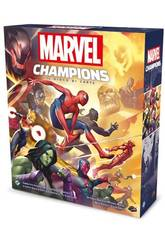 Marvel Champions Il Gioco di Carte Asmodee MC01ES