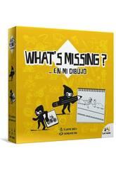 What´s Missing... En Mi Dibujo Asmodee LUWSM01SP