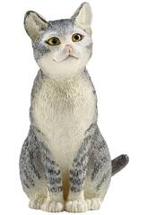 Sitzende Katze Schleich 13771