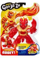 Heroes Of Goo Jit Zu Figura Blazagon Bandai 41040