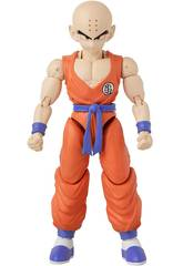 Dragon Ball Super Figurine Deluxe Krillin Bandai 36766