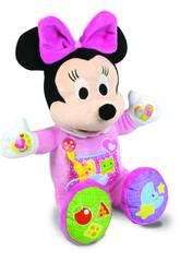Mi Primera Muñeca Minnie Clementoni 55380