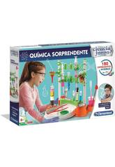 Química Sorprendente Clementoni 55376