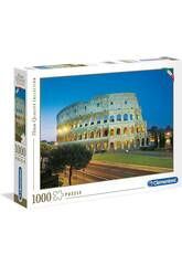 Puzzle 1000 Roma Coliseo Clementoni 39457