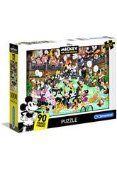 Puzzle 1000 Mickey Mouse 90 Aniversario Clementoni 39472