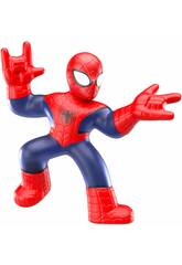 Goo Jit Zu Super Héroe Marvel Spiderman Bandai CO41081