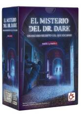 El Misterio Del Doctor Dark Parte 1 y 2 Mercurio L0010