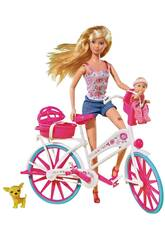 Sterffi Love avec Vélo Simba 5739050