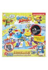 Juego Superzings Assemble Mr. King Cefa Toys 21653