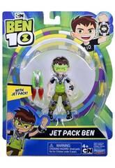 Ben 10 Figurine de Base Série 10 Famosa BEN55000
