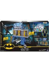 Batman Batcueva 3 En 1 Bizak 6192 7819