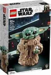 Lego Star Wars The Mandalorian El Niño Baby Yoda 75318