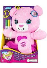 Doodle Bear Píntame y Lávame Bizak 3069 8002