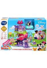 Tut Tut Bolides La Vile Magique de Minnie Mouse Vtech 521822