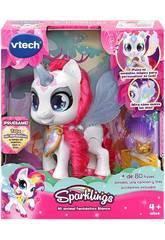 Sparklings Animal Fantastique Licorne Blanche Vtech 530822